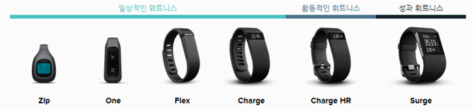 Fitbit products 2