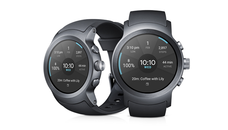LG WATCH SPORTS LTE